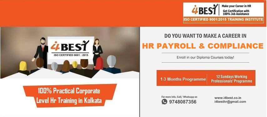 Best HR Generalist Training In Kolkata | Payroll Training In